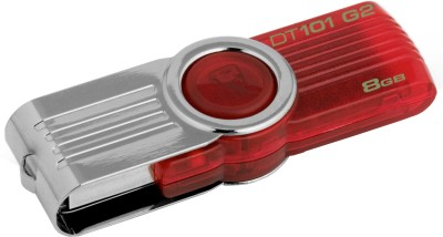 Kingston DataTraveler 101 G2 8GB Pen Drive