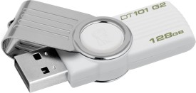 Kingston DataTraveler 101 G2 128GB Pen Drive