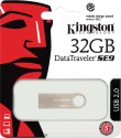 Kingston DataTraveler SE9 32 GB USB 2.0 Utility Pendrive