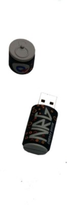 SAHARA NRG DRINK 4 GB  Pen Drive (Black)