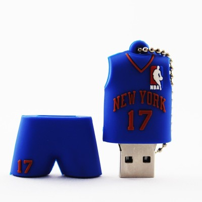 Shopizone New York Lin 32 GB  Pen Drive (Blue)