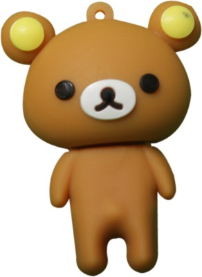 Dreambolic Teddy Bear 4 GB  Pen Drive (Brown)