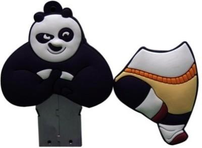 Quace Kung-Fu Panda 16 GB  Pen Drive (Multicolor)