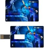 Print Shapes Virat kohli Credit Card Shape