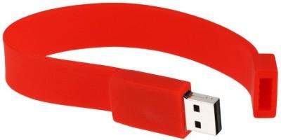 XElectron Wrist Band 8 GB  Pen Drive (Red)