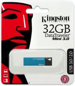 Kingston DataTraveler Mini 3.0 DTM30 32GB Pen Drive