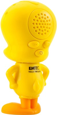 EMTEC Mp3 Player 8GB 8 GB  Pen Drive (Yellow)