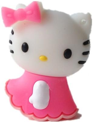 Quace Hello Kitty 32 GB  Pen Drive (Multicolor)