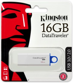 Kingston Data Traveler G4 16 GB Pen Drive