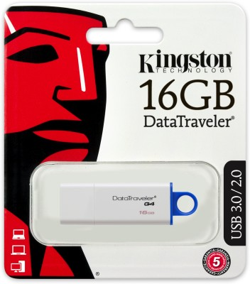 Kingston Data Traveler G4 16 GB Pen Drive