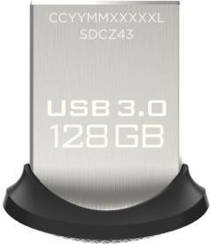 Sandisk Ultra Fit 128 GB USB 3.0 Pen Drive