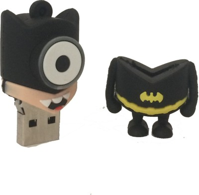 Dreambolic batman cartoon 32 GB  Pen Drive (Black)