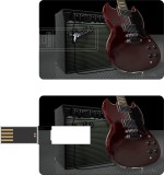 HD ARTS Metallic Guitar