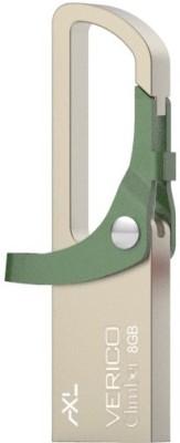 AXL Climber 8 GB  Pen Drive (Green)