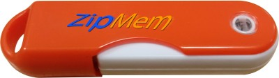 Zipmem S9 16 GB  Pen Drive (Orange)