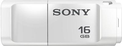 Sony USM16X/W 16 GB Utility Pendrive (White)