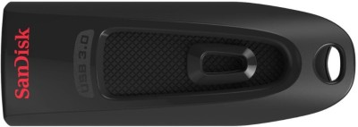 Sandisk Ultra CZ48 256 GB  Pen Drive (Black)
