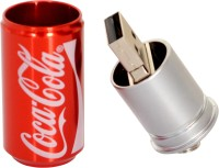 Cinco Coca Cola 16 GB  Pen Drive (Red, Grey)