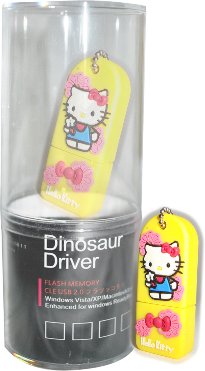 Dinosaur Drivers Hello Kitty