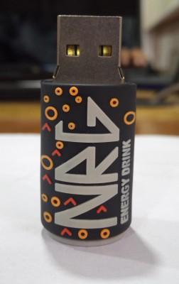 Evana NGR 4 GB  Pen Drive (Black)
