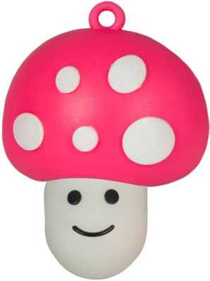 Zeztee Mushroom Cartoon Character 16 GB  Pen Drive (Multicolor)