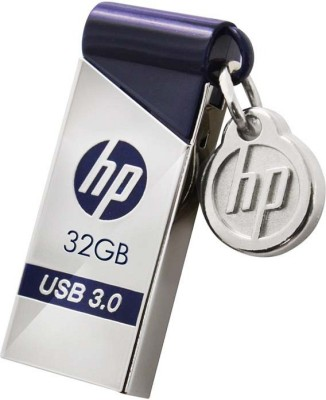 HP X715W 3.0 32 GB  Pen Drive (Silver)