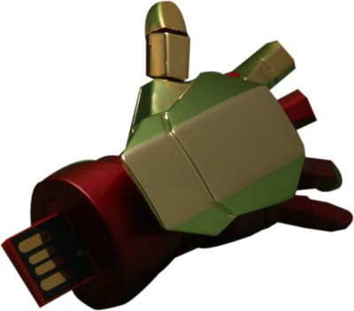 Dreambolic Iron Man hand 8 GB  Pen Drive (Red)