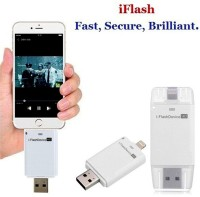 Coolnut Caiphpd-21(16gb) Hd & Usb Flash Drive 16 GB  Pen Drive (White)