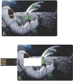 Print Shapes DRINK IN SPACE Credit Card Shape