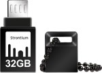 Strontium 32GB NITRO ON THE GO USB 3.0 FLASH DRIVE