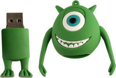 Dreambolic Monster University 8 GB  Pen Drive (Green)