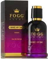 Fog Scent Make My Day Perfume 90 Ml For Women Eau De Parfum  -  90 Ml (For Girls, Women)