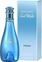 Davidoff Cool Water Eau de Toilette  -  100 ml: Perfume