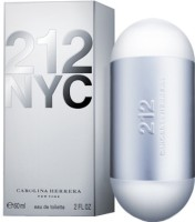 Carolina Herrera 212 Eau de Toilette  -  60 ml: Perfume