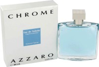 Azzaro Chrome EDT - 100 ml: Perfume