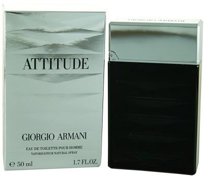 Buy Giorgio Armani Attitude Eau de Toilette  -  50 ml: Perfume