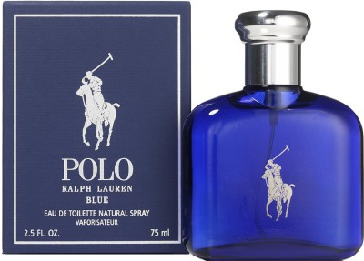 Buy Ralph Lauren Polo Blue Eau de Toilette  -  75 ml: Perfume