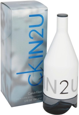 Buy Calvin Klein IN2U Eau de Toilette  -  150 ml: Perfume