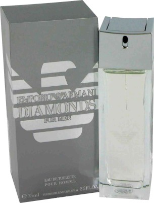 Buy Emporio Armani Diamonds Eau de Toilette  -  75 ml: Perfume