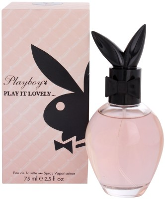 Buy Playboy Play It Lovely Eau de Toilette  -  75 ml: Perfume