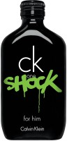 Calvin Klein Shock Man Eau De Toilette  -  100 Ml (For Men)