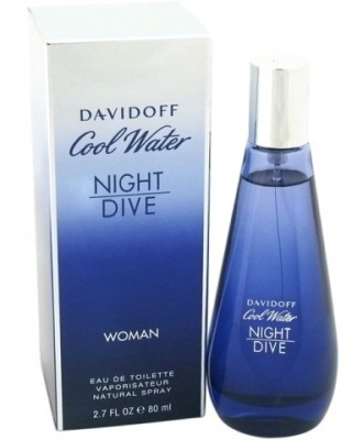 Buy davidoff cool water night dive eau de toilette 75 ml - Davidoff night dive ...