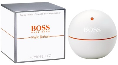 Buy Boss In Motion White Edition EDT  -  40 ml: Perfume
