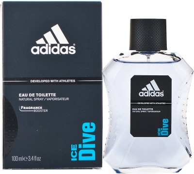 Buy Adidas Ice Dive Eau de Toilette  -  100 ml: Perfume