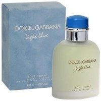 Dolce & Gabbana Light Blue Eau De Toilette - 125 Ml (For Boys)
