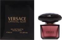 Versace Crystal Noir Eau de Toilette  -  90 ml: Perfume