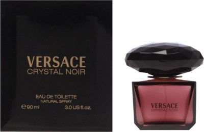 Buy Versace Crystal Noir EDT  -  90 ml: Perfume