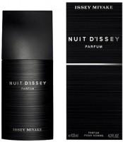 Issey Miyake NUIT D'ISSEY PARFUM POUR HOMME Eau De Parfum  -  125 Ml (For Boys)