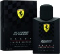Ferrari Scuderia Black Limited Edition Eau De Toilette  -  125 Ml - For Men