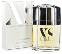 Paco Rabanne Xs Excess Pour Homme Eau De Toilette  -  50 Ml (For Men, Boys)